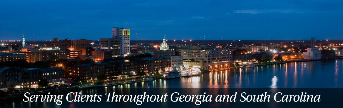 Serving Clients Throughout Georgia and South Carolina